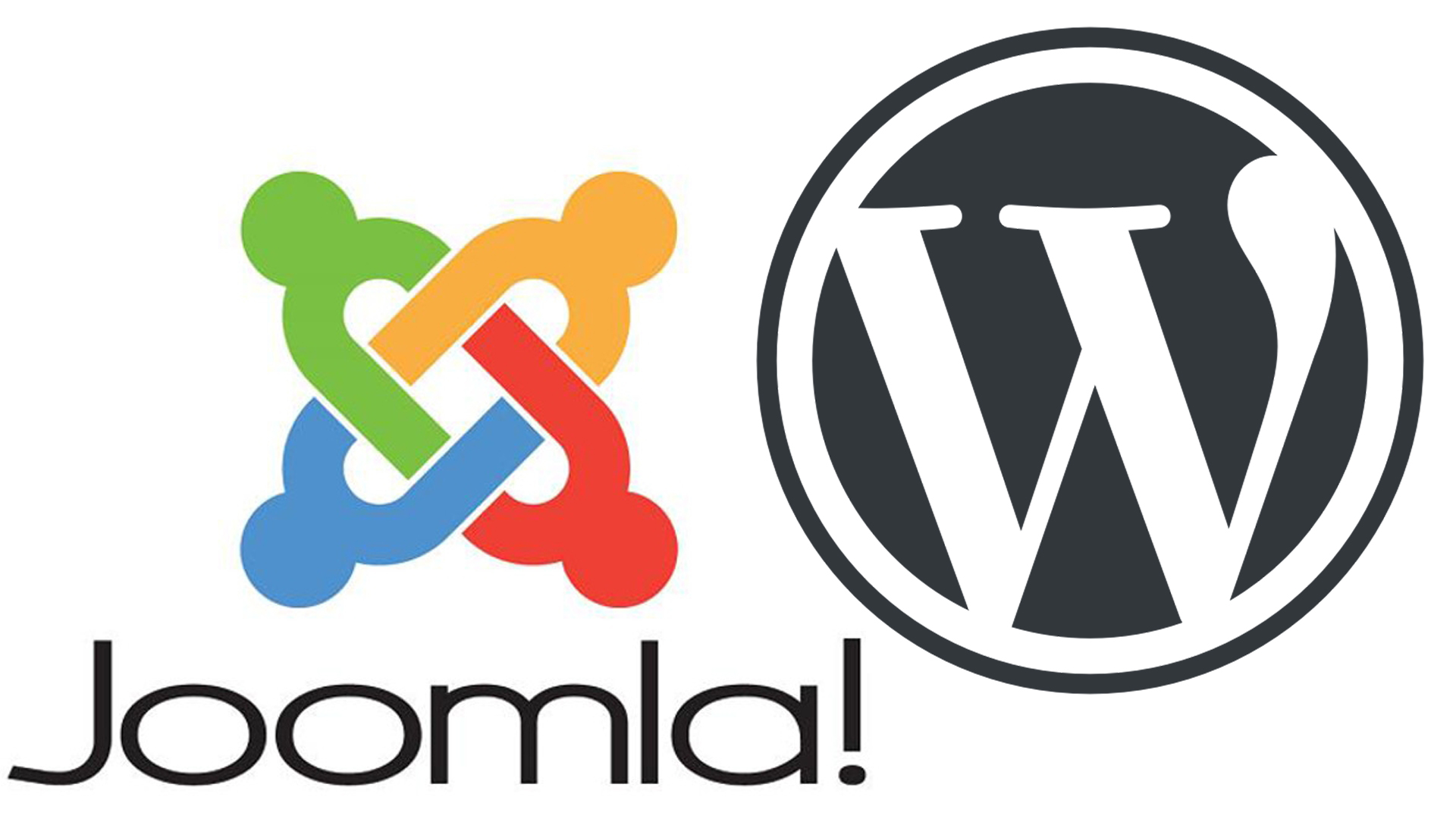 Assistenza siti Wordpress e Joomla!